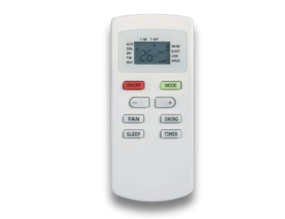 AR-054 ATEX Window air conditioner remote control