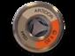 AR-081 ATEX bulkhead connector front