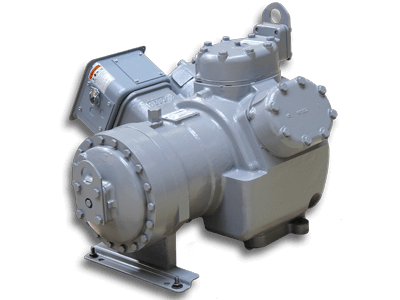 Carrier 6-cylinder ATEX piston compressor
