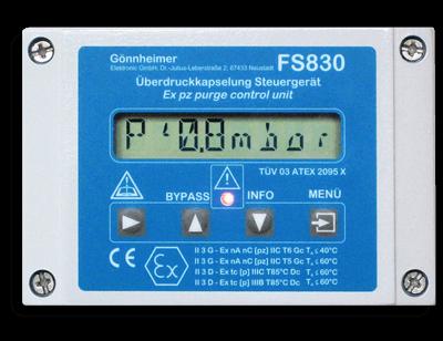 Gönnheimer FS830